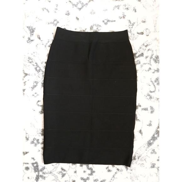 0c70f8d67 Romeo & Juliet Couture Skirts | Romeo Juliet Black Bandage Skirt Nwt ...